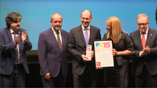 Chimigraf gets the award of the Chamber of Commerce and Industry of Terrassa